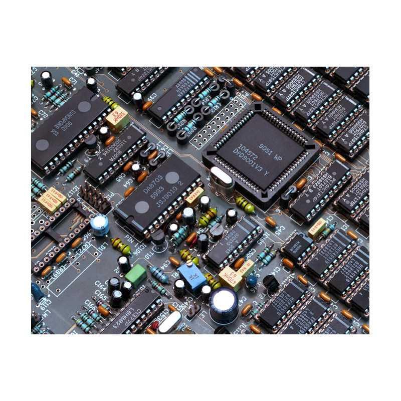 Calculateur Electronique pour IVECO EUROTRAKKER