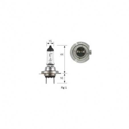 Ampoule 24V H7 70W
