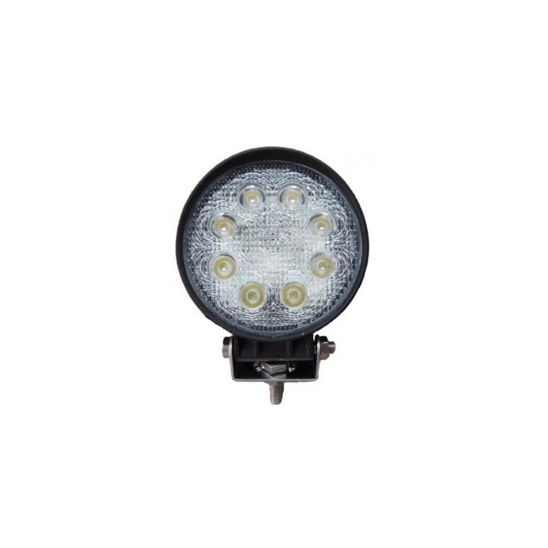 Phare de travail LED Rond 1900 Lumen