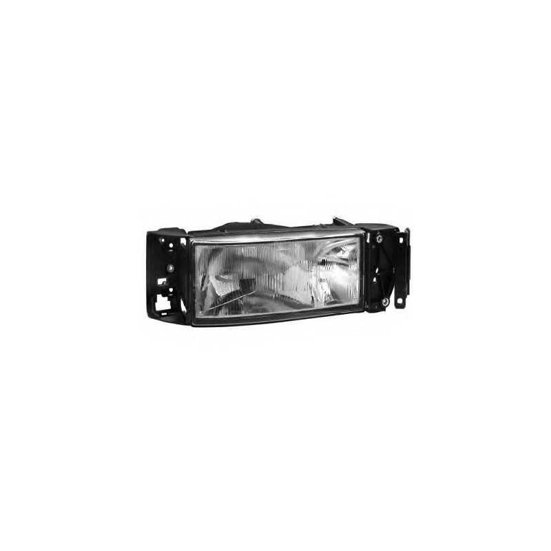 Optique de phare avd pour Iveco