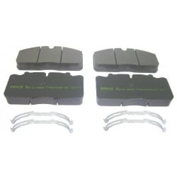 Kit de garnitures de disque de frein pour DAF LF 45 /IV, LF 55IV
