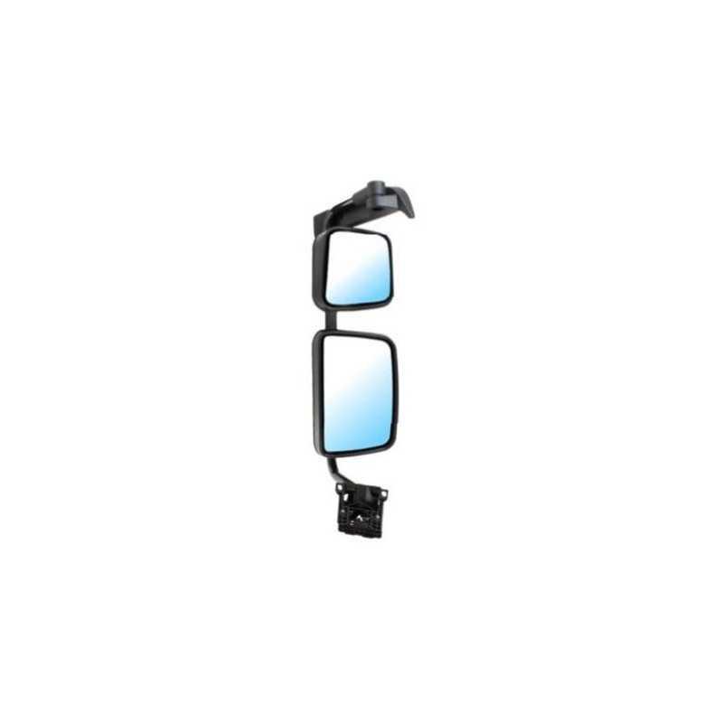 Double rétroviseur électrique dégivrant bras court Gauche