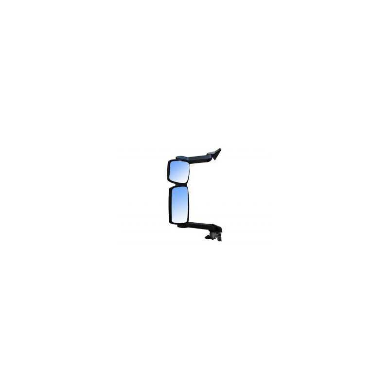 Rétroviseur complet gauche manuel chauffant bras long gauche