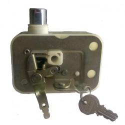 Câble Bowden serrure de porte poignée de porte droite pour Mercedes Benz Atego Axor 705 mm