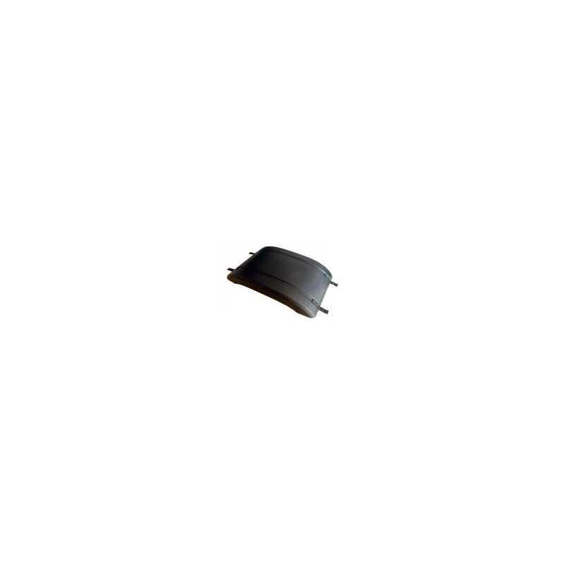 Calotte d'aile bombée