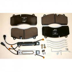 Kit de garnitures de disque de frein