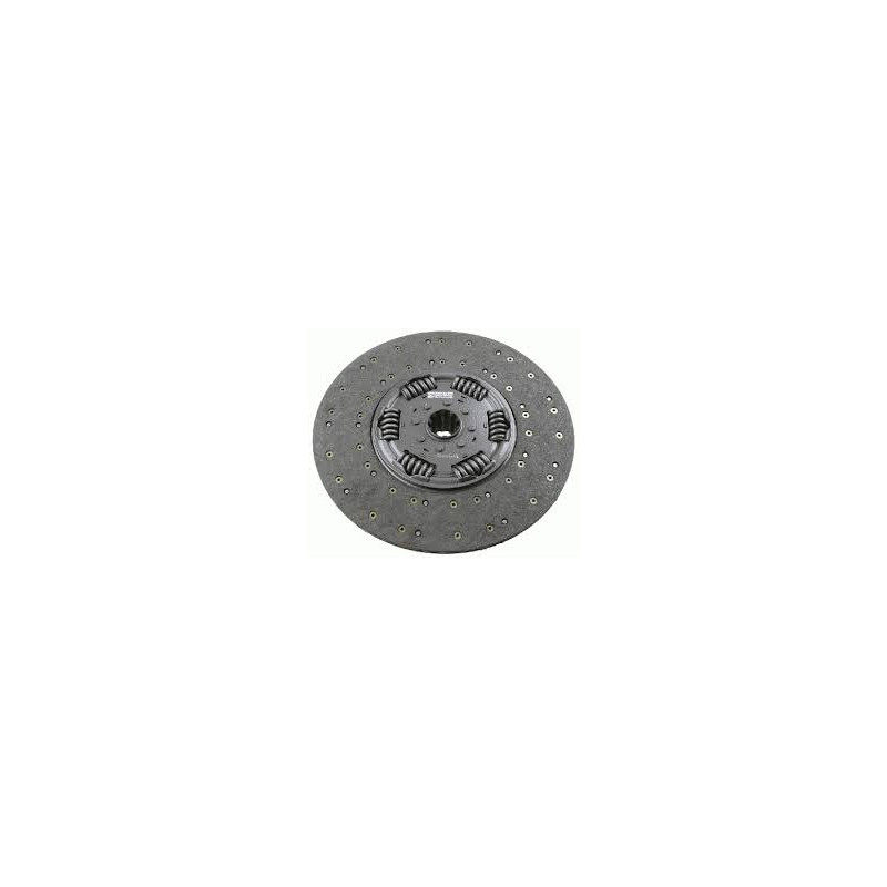 Disque d'embrayage, 380 mm