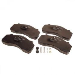 Kit de garnitures de disque de frein Pour Renault Midlum