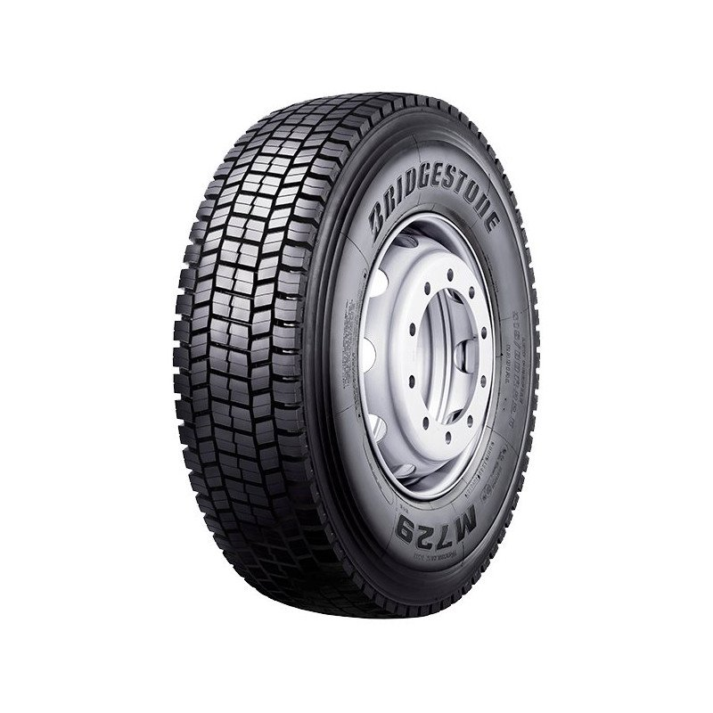 Pneu Bridgestone M729 225/75R17.5 129M