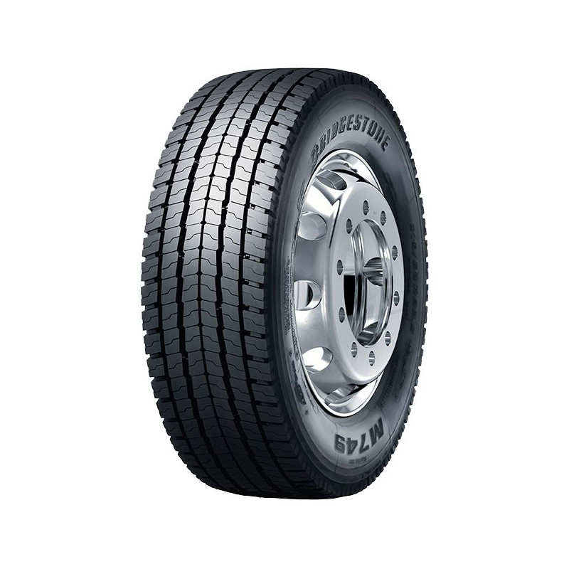Pneu Bridgestone M749 ECO 315/80R22.5 156L