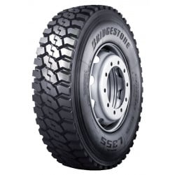 Pneu Bridgestone L355 EVO 315/80R22.5 158G