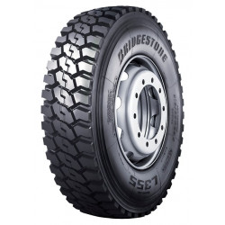 Pneu Bridgestone L355 13/R22.5 154K