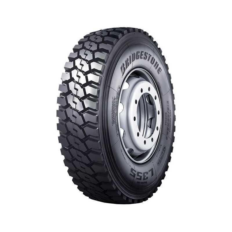 Pneu Bridgestone L355 315/80R22.5 156K