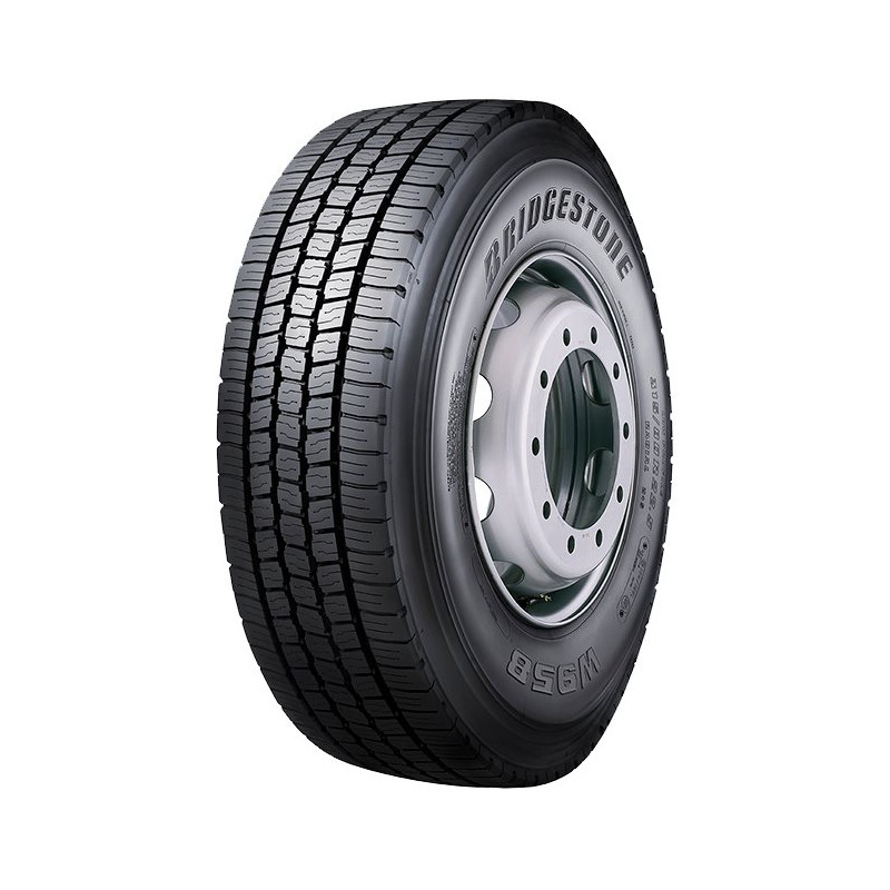 Pneu Bridgestone W958 315/70R22.5 152M
