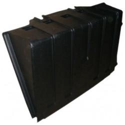 Couvercle de batterie pour Man TGX
