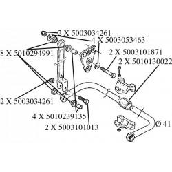 Kit de barre stabilisatrice