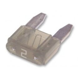 Mini fusible 2A