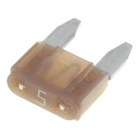 Mini fusible 5A