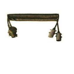 Cordon adaptateur, 15 pôles 2X7 pôles, Type N/S, 3500mm