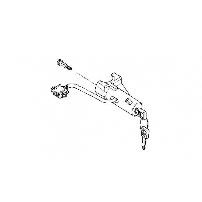 Antivol de direction pour Renault S180