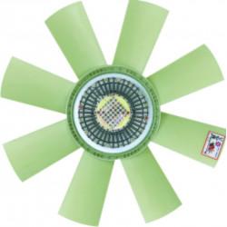 Ventilateur avec coupleur pour Renault série G / Premium / Kerax
