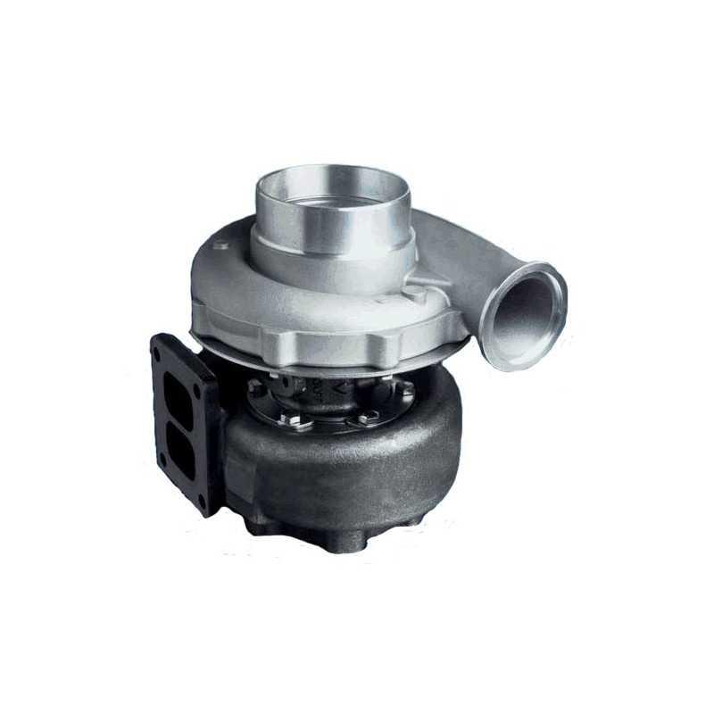 Turbocompresseur, avec kit de joints pour MAN
