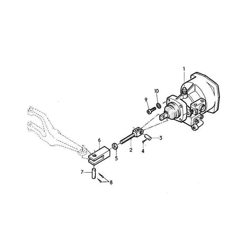 Récepteur embrayage pour Renault Série G
