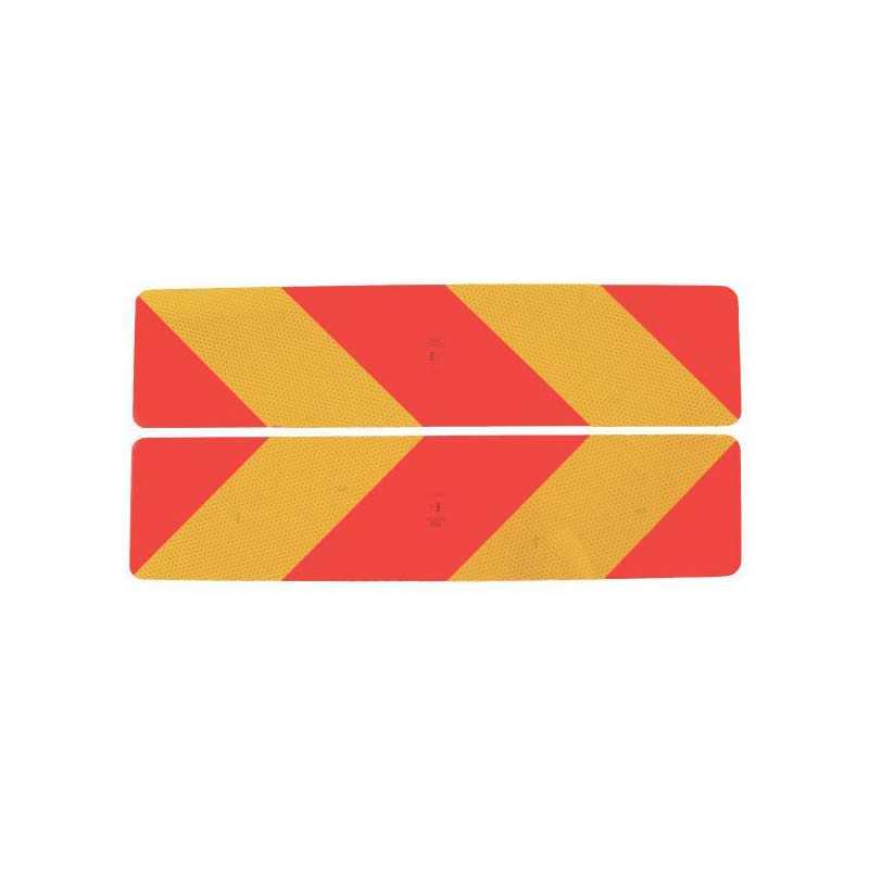 Kit de panneaux d'avertissement camion - 566 X 132