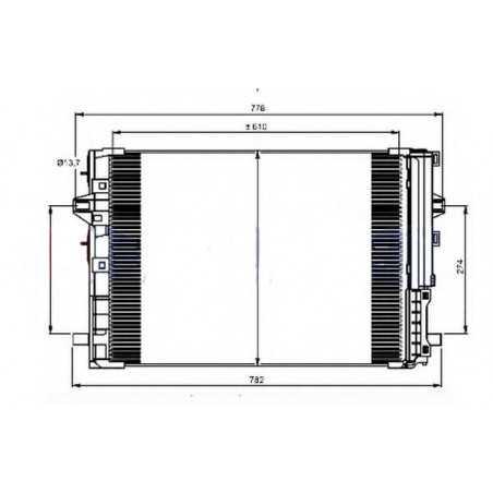 Calculateur moteur pour Renault Midlum