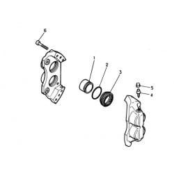 Kit joints pour etriers de frein pour Renault Série S