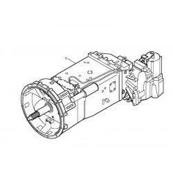 Boite de vitesses E.R. pour Renault Kérax