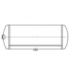 Réservoir air 15 litres pour Renault Midlum / Kérax