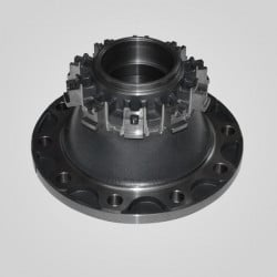 Moyeu roue AV avec roulements pour Daf CF85