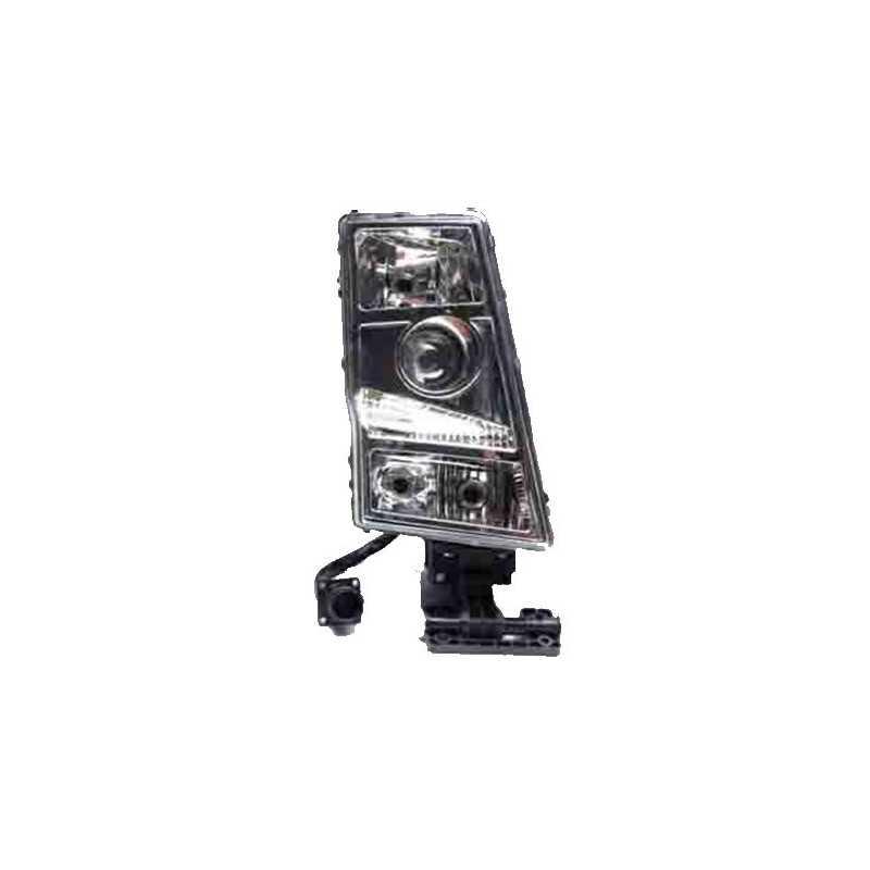 Optique de phare AVD pour Volvo FM / FH