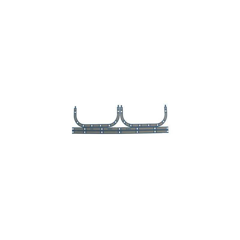 Joint carter inf. moteur pour Scania Série 4