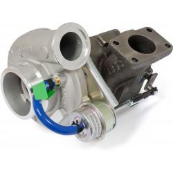 Turbocompresseur avec joints + consigne pour Iveco Eurocargo