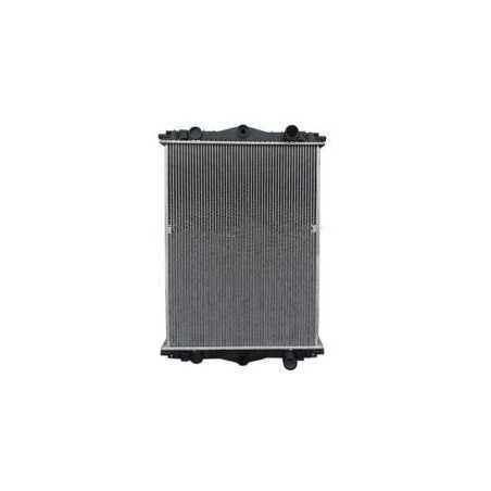 Radiateur eau sans cadre pour DAF XF
