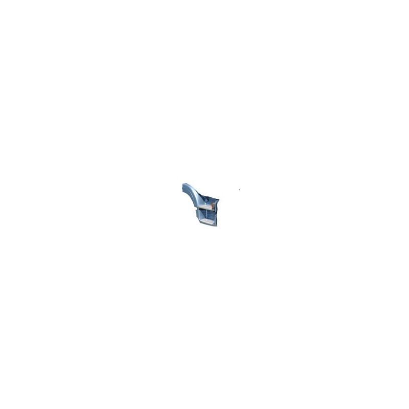 Emmarchement avec aile gris coté droit pour MAN TGS