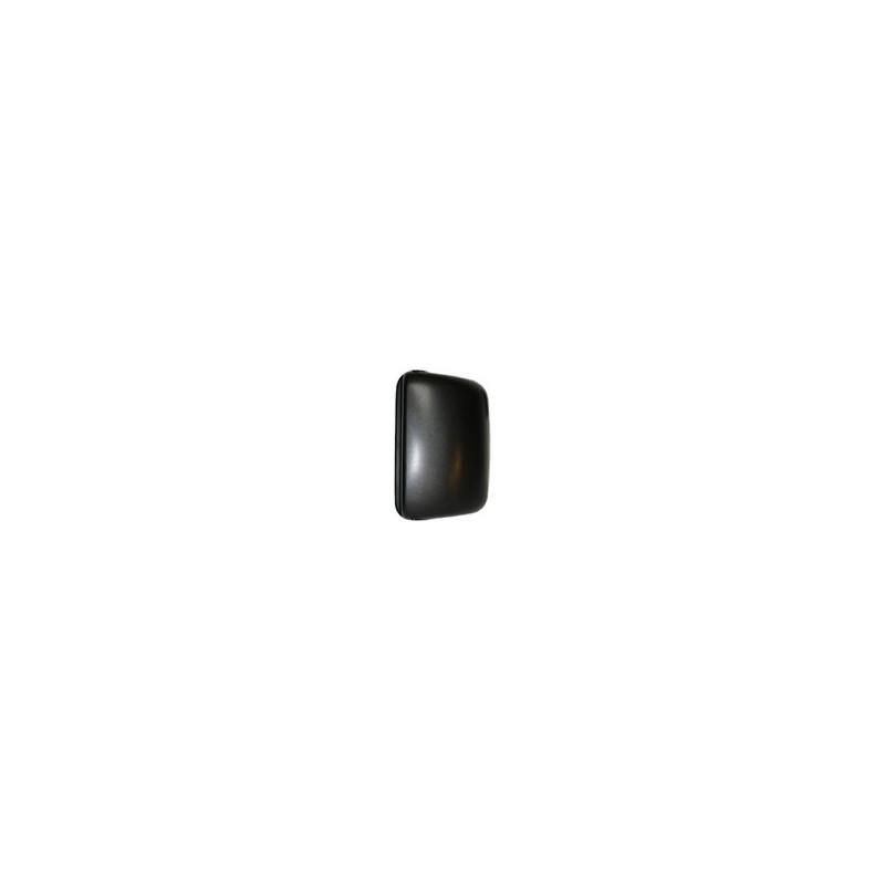 Couvercle de rétroviseur, noir, rétroviseur principal pour DAF LF 45 /IV, LF 55 /IV