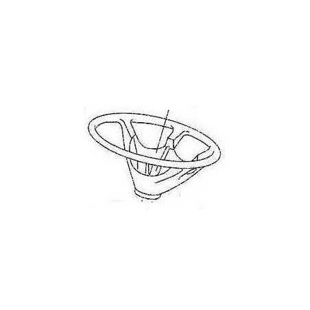 Volant de direction pour Mercedes Benz Actros Mp2