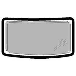 Joint de pare-brise pour Daf XF 105