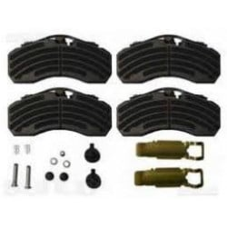Garniture de frein + rivet pour Mercedes Atego