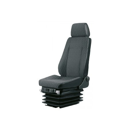 Siège de camion, mécanique ,siège chauffant,  pas de ceinture et pas d'accoudoirs, entraxe 230mm