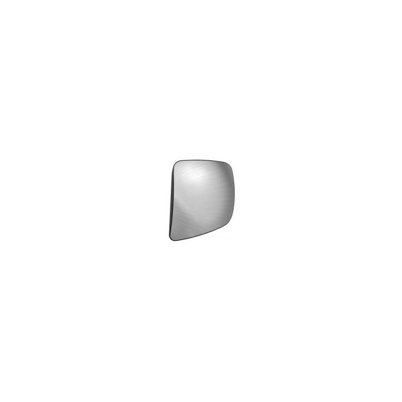 Glace de rétroviseur, rétroviseur à grand angle, gauche, chauffant