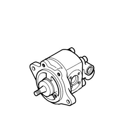 Pompe de direction pour RenaultTrucks Série G