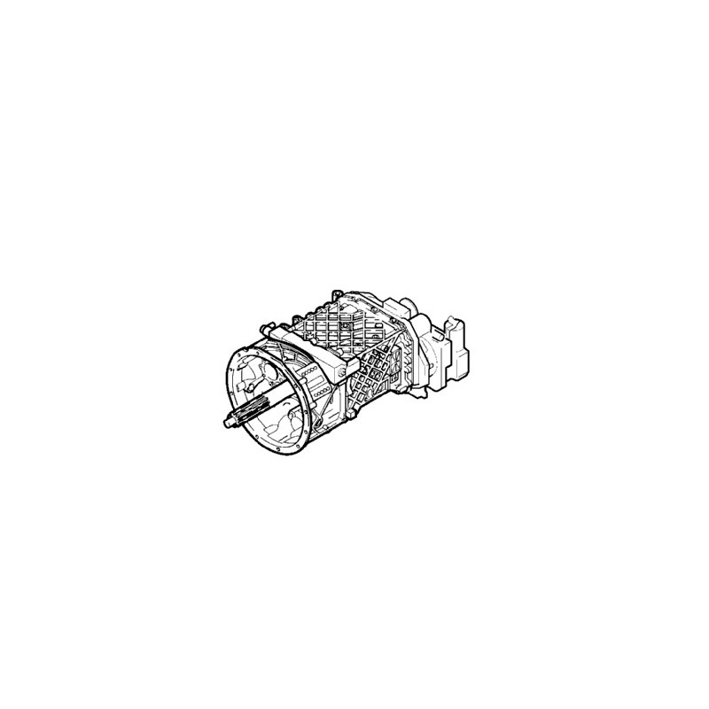 Boite de vitesse échange standard Pour Daf