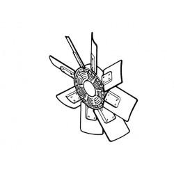Ventilateur avec visco-coupleur pour Renault G230