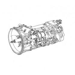 Boite de vitesse échange standard pour Mercedes Axor