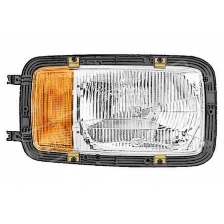 Phare principal, droite, sans ampoules pour Mercedes-Benz SK/MK/NG-Series