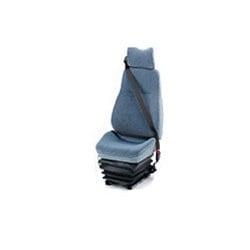 Siège de camion pneumatique, tissu couleur bleu, entraxe 216 44TSP500PGKT012